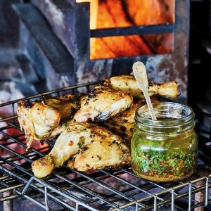 Mexican flame-grilled chicken