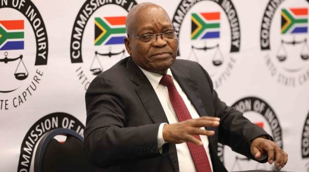 News24.com | UPDATE | Jacob Zuma calls in sick for state capture inquiry on Monday