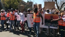 We deserve to work, we are not criminals -  Zama zama chair