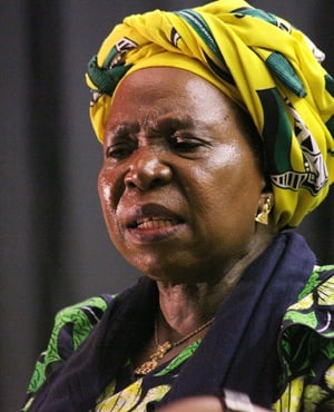 Nkosazana Dlamini-Zuma. (Siyanda Mayeza, Gallo Images, City Press)