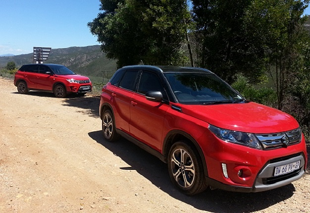 Next Gen Vitara Suzuki S Fourth Generation Has Arrived In South Africa Sporting A New Design Allgrip System And Six Sd Auto