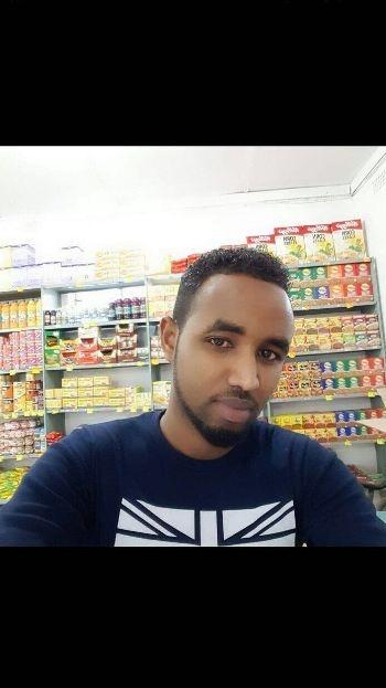 Jaliil Ahmed.