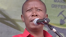 Malema, Amcu at Marikana: 'We cannot heal or forget'