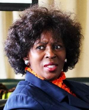 Makhosi Khoza. (Jan Gerber, News24)