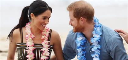 Meghan and Prince Harry visit Bondi beach