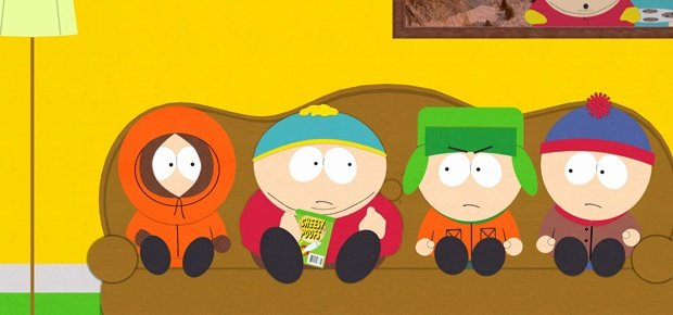 South Park. (Photo: Supplied/Showmax)