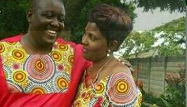 Pastor Proud Kanyungwe and his wife Belinda Tarisai Mukucha.