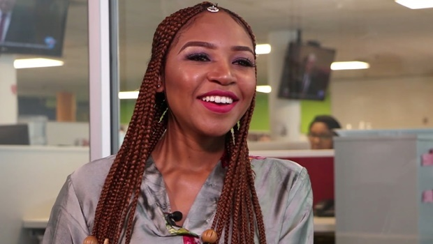 #W24tastemaker Blue Mbombo is inspired by the impossible