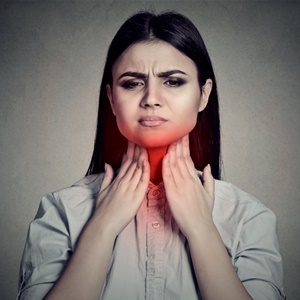 Coughing clears particles from lungs