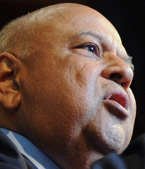 Former finance minister Pravin Gordhan. (Photo: Ga