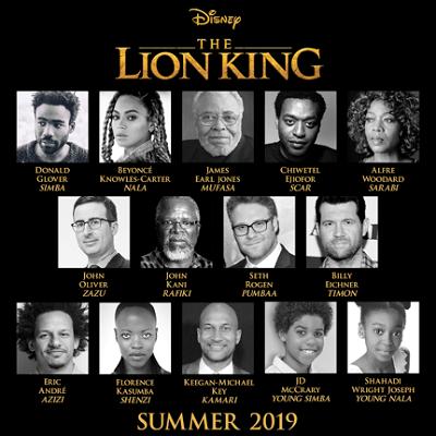 lion king 2019 disney beyonce