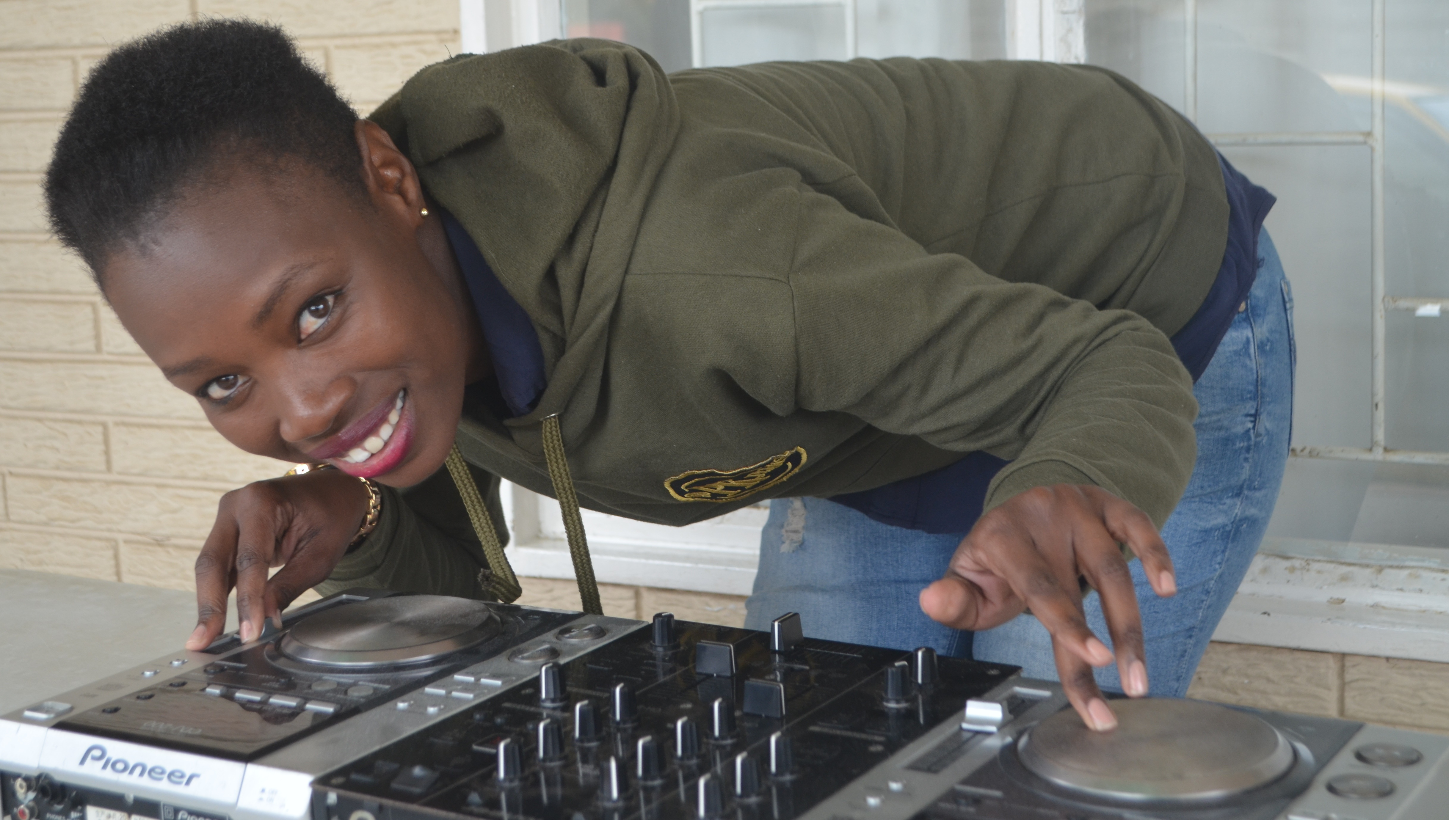 Local female DJ in quest to shake up the industry
