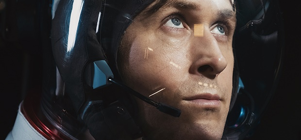 Ryan Gosling in the movie First Man. (Universal Pictures)