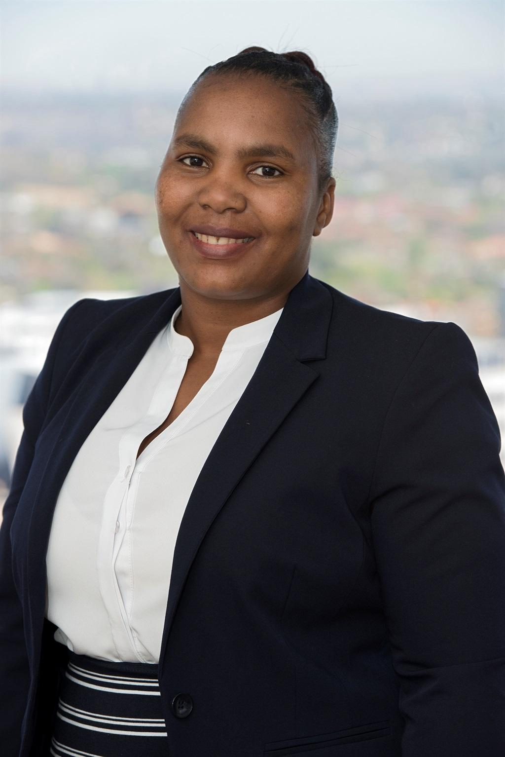 Jabu Shabangu, Group Finance Manager, Inyatsi ConstructionPHOTO: