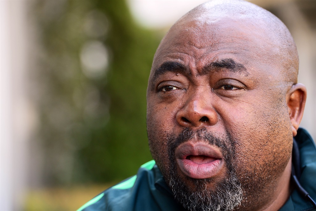 Employment and Labour Minister Thulas Nxesi Picture: Leon Sadiki