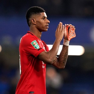 Sport24.co.za | Rashford adds finishing touch to become complete striker