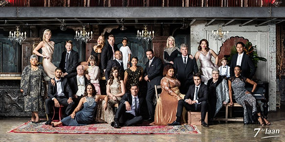 7de Laan's cast will be celebrating Casual Day on Friday 1 September