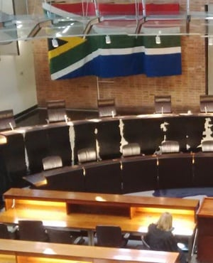 The Constitutional Court. (Lizeka Tandwa, News24)
