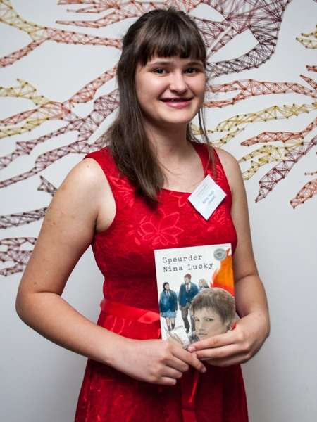 South Africa's young authors