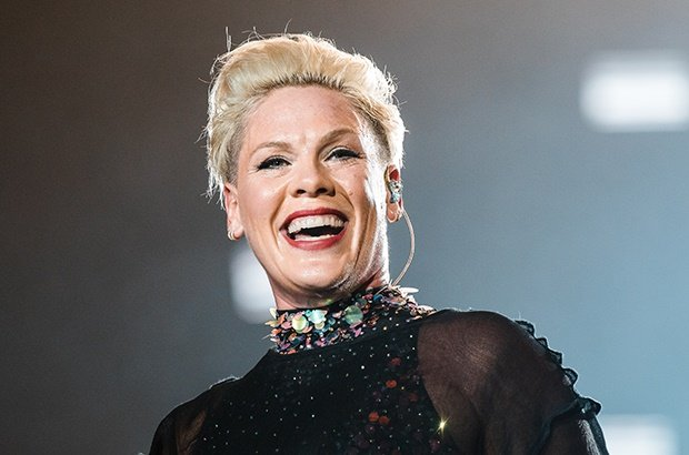 Pink (Photo: Getty Images)
