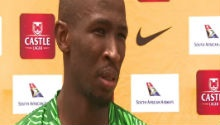 We're in a great position, we need to capitalise - Bafana midfielder