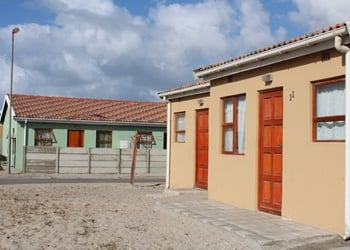 Enhanced People's Housing Project from previous projects. Photo: Western Cape Government website