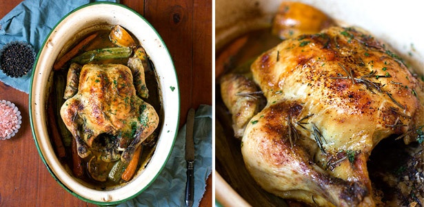 recipes, chicken, roast