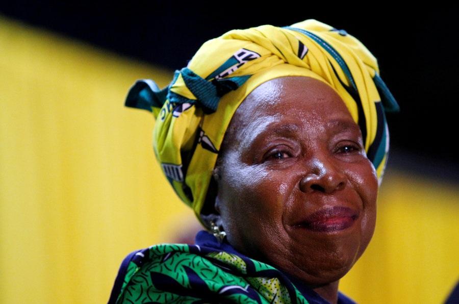 Dr Nkosazana Dlamini-Zuma. (Rogan Ward, Reuters, file)