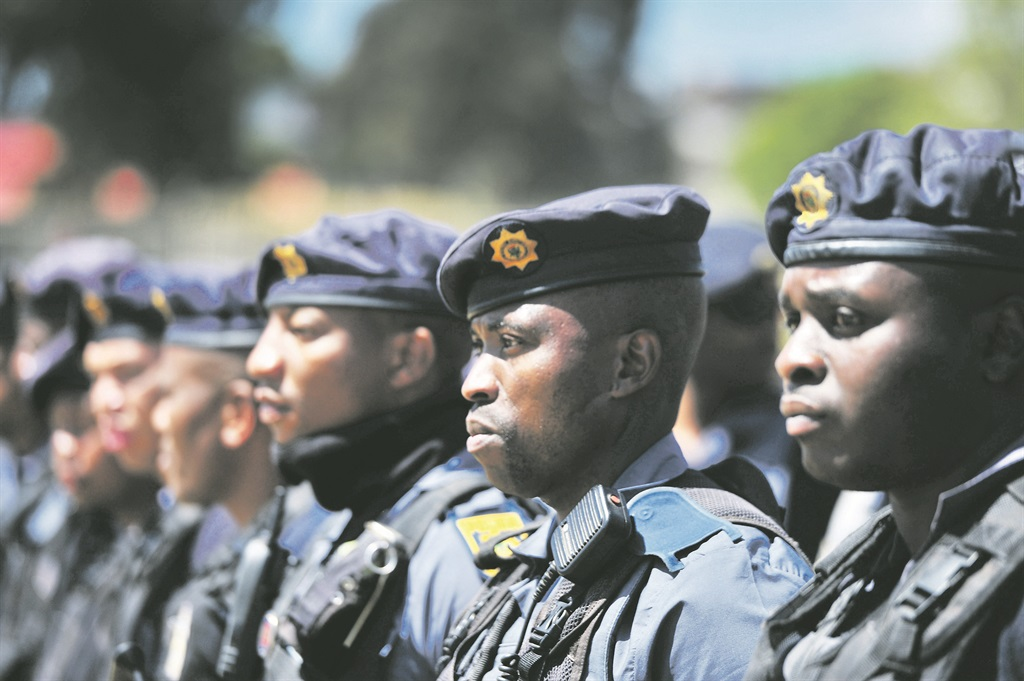 Minister of Police Bheki Cele had previously deployed a special tactical team to help clamp down on gangsterism in Westbury. (Leon Sadiki)