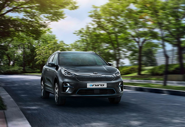 Kia S First Electric Crossover The New E Niro Suv Is A Sleek With Range Of 485km Wheels24