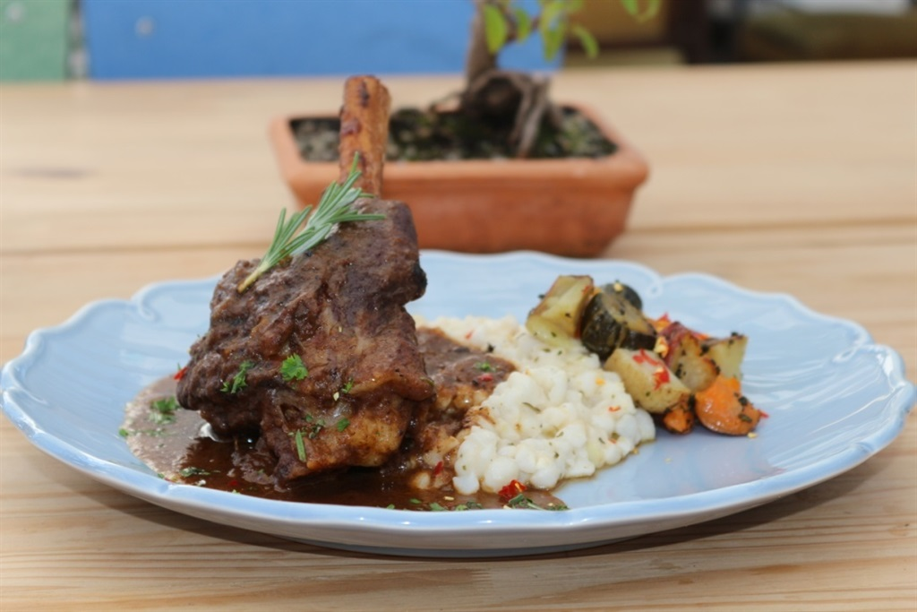 The restaurant bringing five-star dining to the kasi