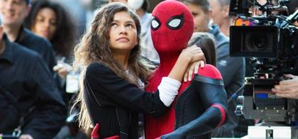 PICS: Tom Holland and Zendaya spotted filming new Spider-Man movie