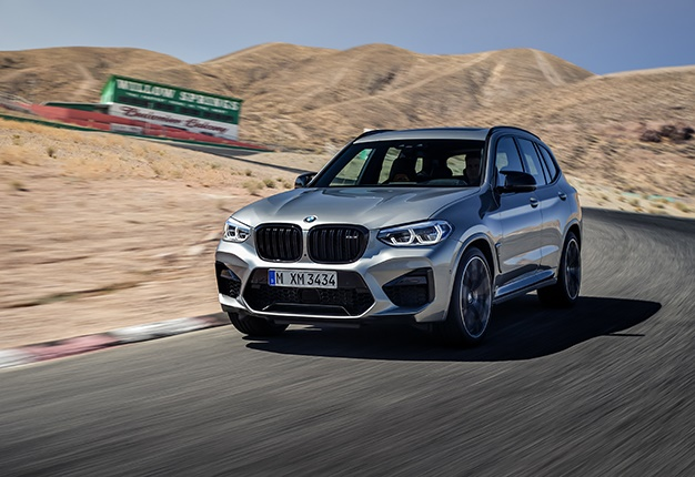 2019 BMW X3 M: V-6 Power, Design >> Four Performance Suvs That Take The Fight To Bmw S X3 M Competition