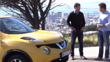 WATCH: The 'ugly' Nissan Juke gets our vote