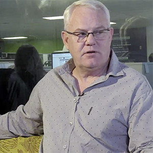 Former KZN Hawks boss Johan Booysen speaks to News24 about the Sunday Times saga. (News24)