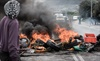 Hout Bay protests