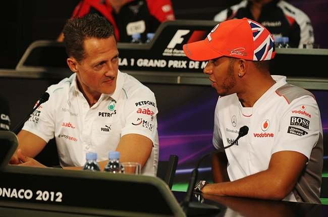 There's one Michael Schumacher stat that Lewis Hamilton will never smash - Wheels24