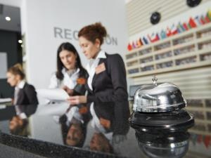 I want to learn about careers as a Receptionist