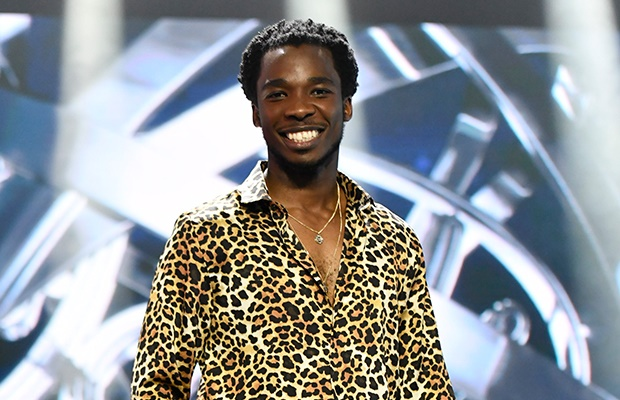 Idols SA winner Luyolo Yiba. (Photo: Mzansi Magic)