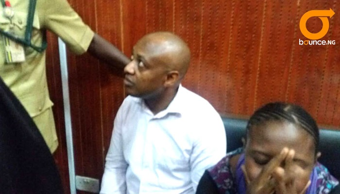 Evans in court again