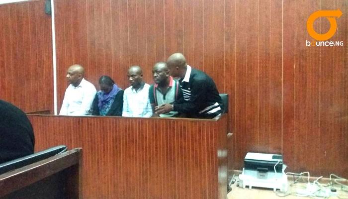 Evans in court again