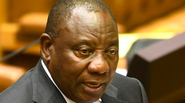 Deputy President Cyril Ramaphosa. (Photo: Gallo Im