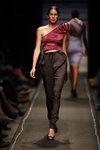 Tiaan Nagel tydens SANLAM SA Modeweek