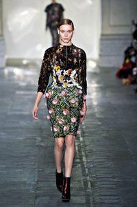 Mary Katrantzou - Londen Modeweek