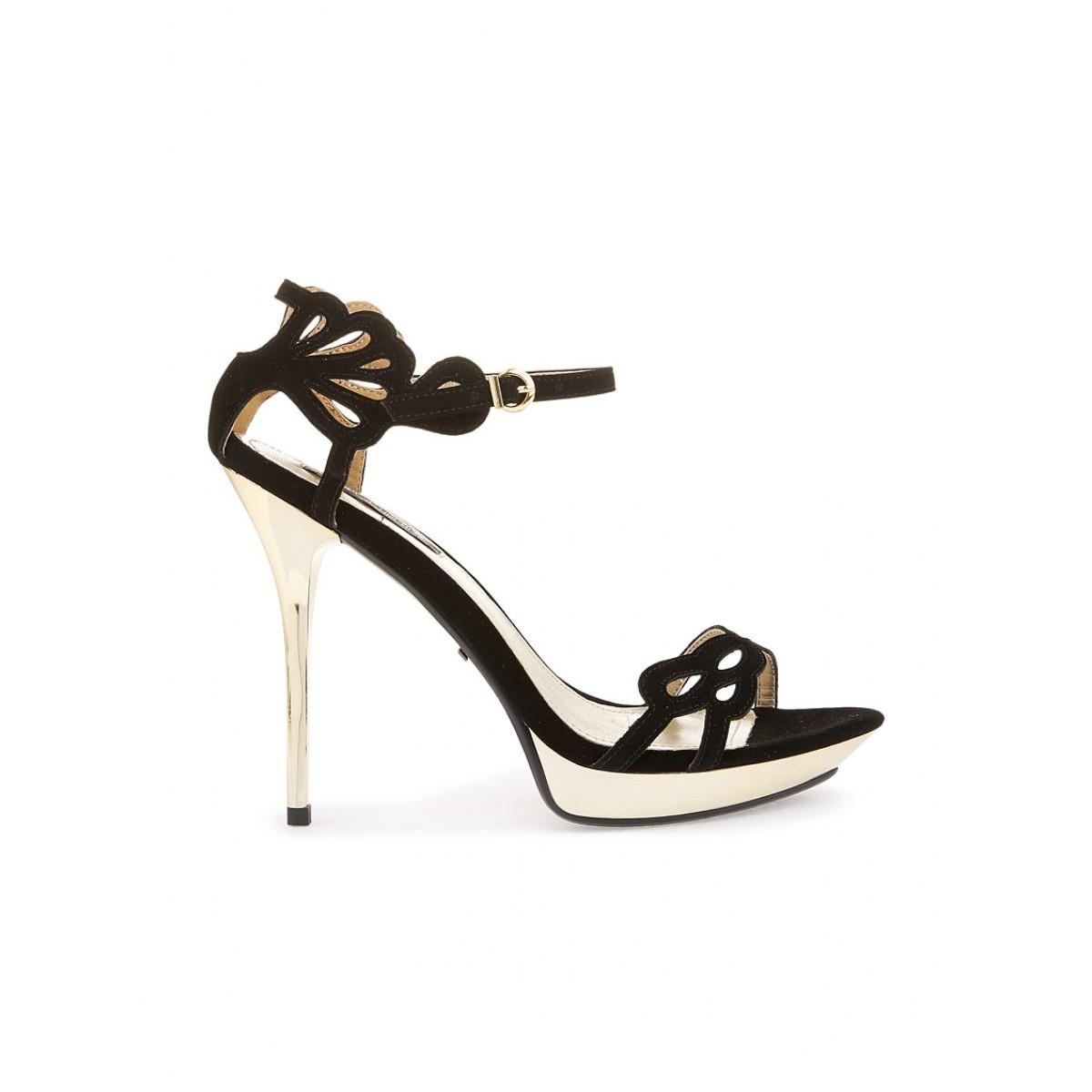 Swirl-design shoes van Errol Arendz