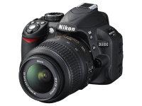 Nikon D3100-kamera