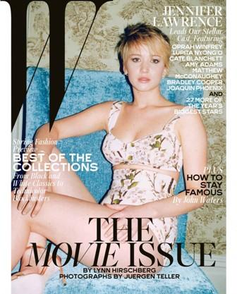 Jennifer Lawrence is een van baie bekendes wat deesdae haar hare in die pixie-styl dra.