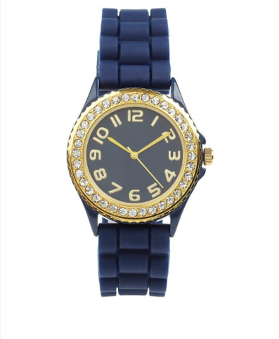 Navy Blue Watch