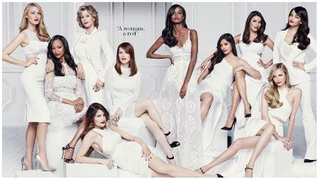 L'Oréal se gesigte met hul perfekte rooiskakerings FOTO: L'Oréal