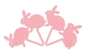 Baby Bunny Decoration